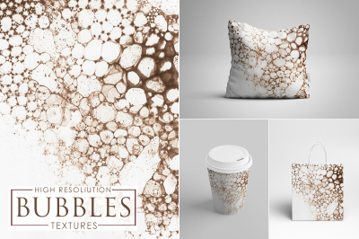 WINTER SALE! Bubbles paper.