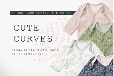 Cute Curves - Pattern Collection