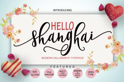 Shanghai Script