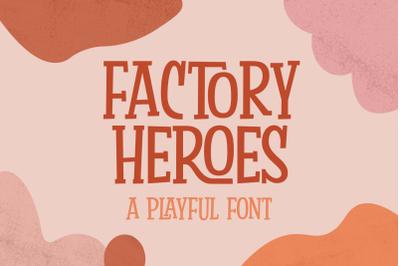 Factory Heroes