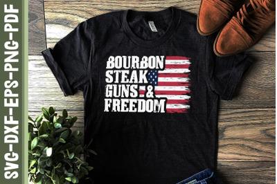 Bourbon Steak Freedom 4th of July