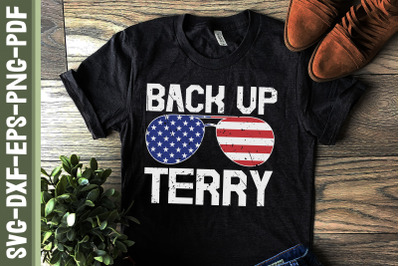 Back Up Terry Sunglasses 4th of July