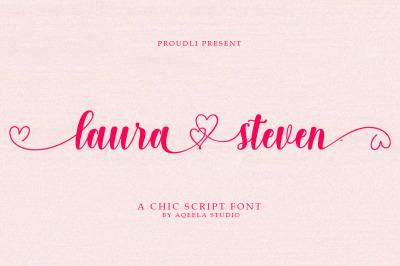 Laura Steven