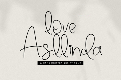 Love Asllinda