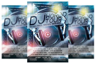 DJ World Tour
