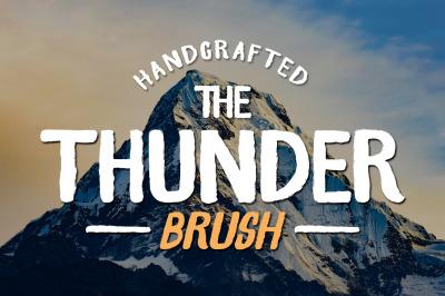 Thunder Brush