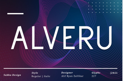 Alveru