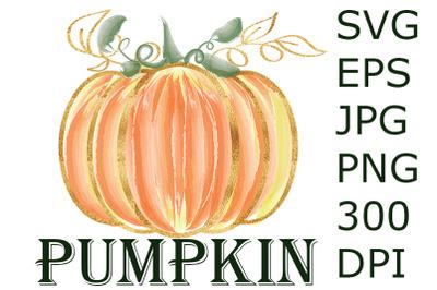 Pumpkin SVG. Autumn. Fall.