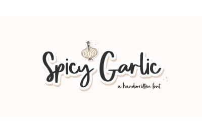 Spicy Garlic