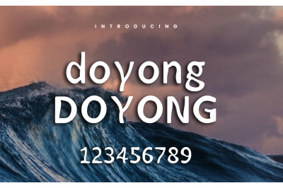Doyong