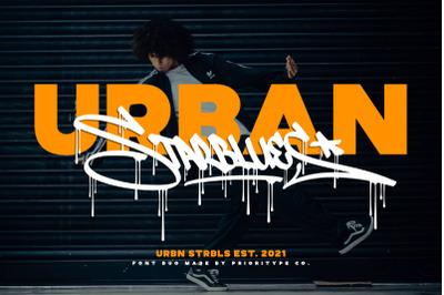 Urban Starblues - Font Duo