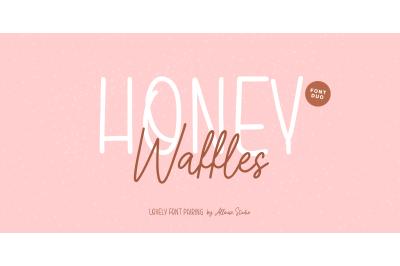 Honey Waffles