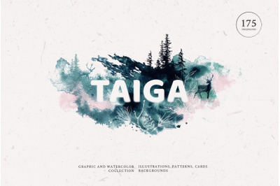 TAIGA Graphic collection