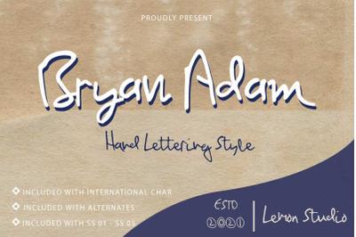 Bryan Adam
