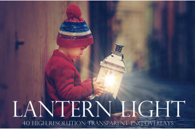 Lantern light overlays