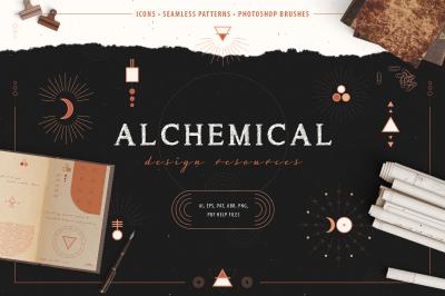 Alchemical Design Resources