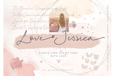Love Jessica
