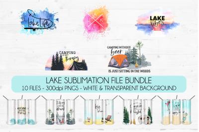 Lake Sublimation Bundle