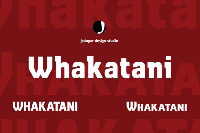 Whakatani-New