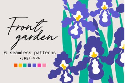 Front garden | patterns pack