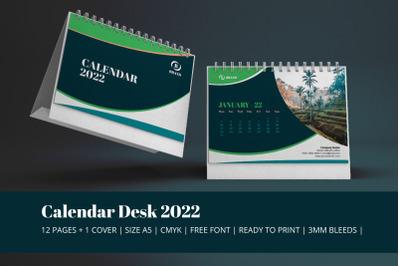 Nature Calendar 2022 Theme