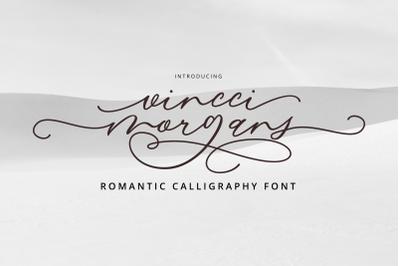 Vincci Morgans Script - Promo until September
