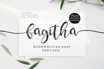 Fagitha Font Duo