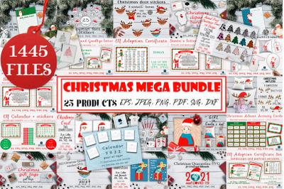 Christmas MEGA bundle.