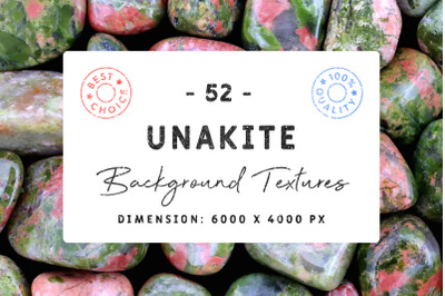52 Unakite Background Textures