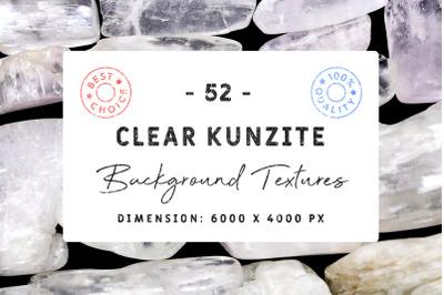 52 Clear Kunzite Background Textures