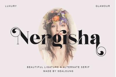Nergisha