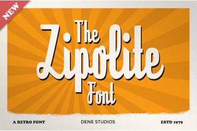 The Zipolite Font