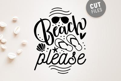 Beach Please Quote