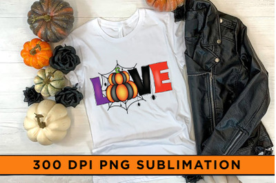 Halloween Sublimation, Love Sublimation