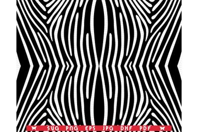 SVG Zebra Leather, Seamless pattern, Digital clipart