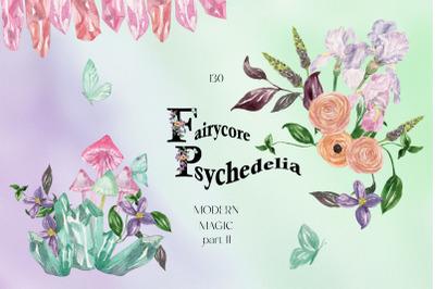Fairycore Psychedelia Aesthetics - Modern Magic part 2