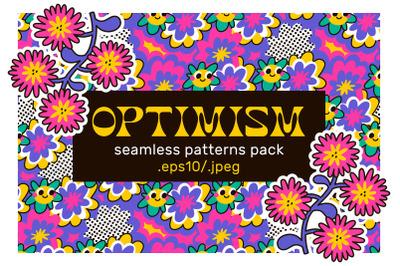 OPTIMISM | patterns pack