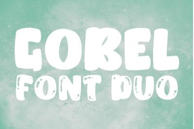 Gobel Font Duo