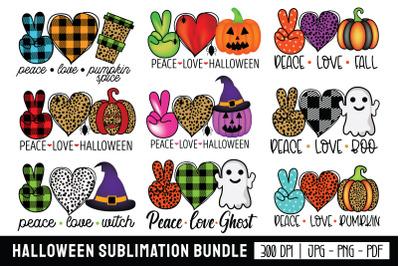 Halloween Sublimation Bundle, Sublimation Design Bundle