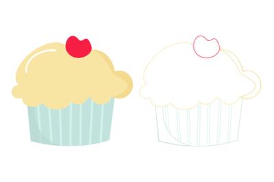 Birthday Cake bundle Icons-27
