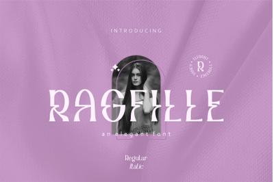 Ragfille