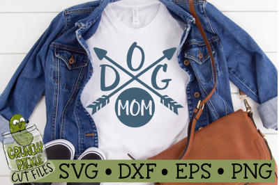 Dog Mom Arrows SVG File