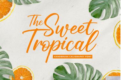 Sweet Tropical