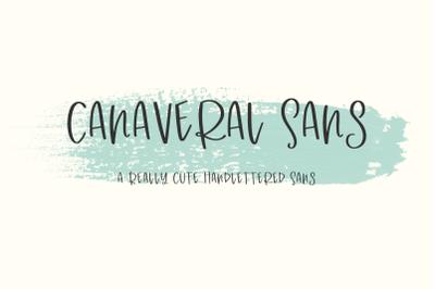 Canaveral Sans