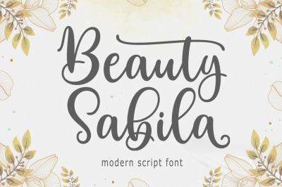 Beauty Sabila