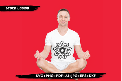 Mandala SVG