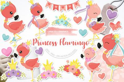 Princess Flamingo