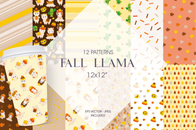 Fall Llama