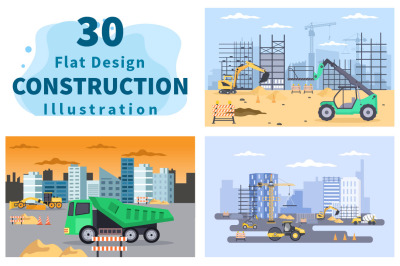 30 Construction of Real Estate Vector