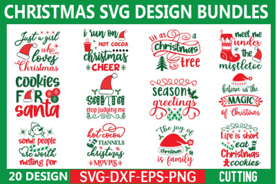 Christmas Svg Bundle vol-2
